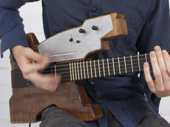 Kitar, the evolving instrument