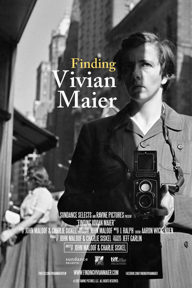 """Finding Vivian Maier"" - a feature length documentary film"