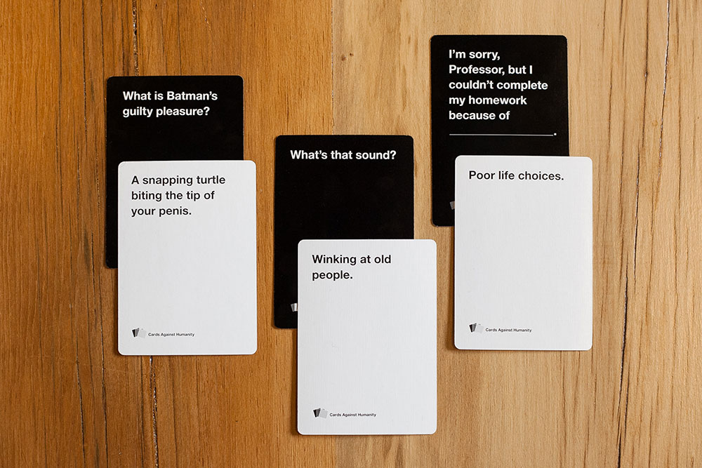 Card Against Humanity Online Game Download Full Play Cards Against Humanity Online With Cards Against
