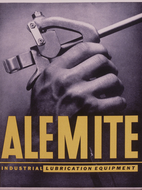 Alemite Industrial Lubrication Equipment