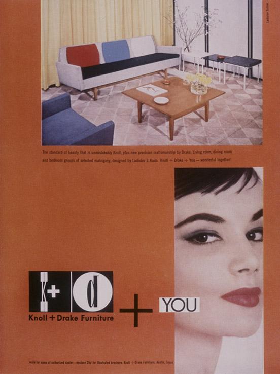 Knoll + Drake Furniture