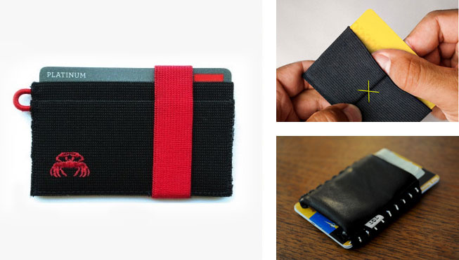 Crabby, Slim, & TGT wallets