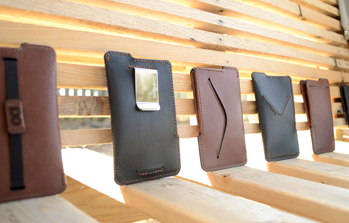 Options for Allegory Pens' Kit Tailored Wallet